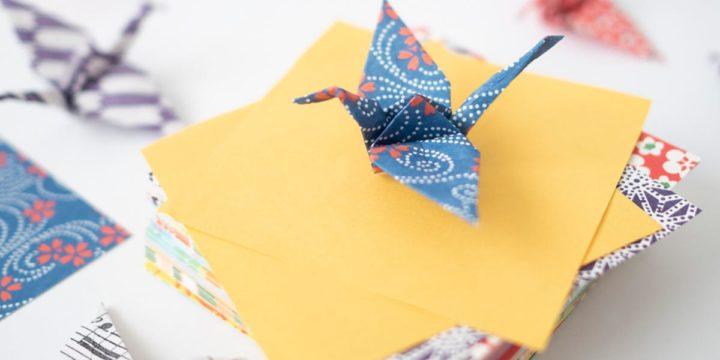 Origami Giapponesi: l'arte di piegare la carta